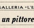 """Galleria """"L'Etrusca"""""""
